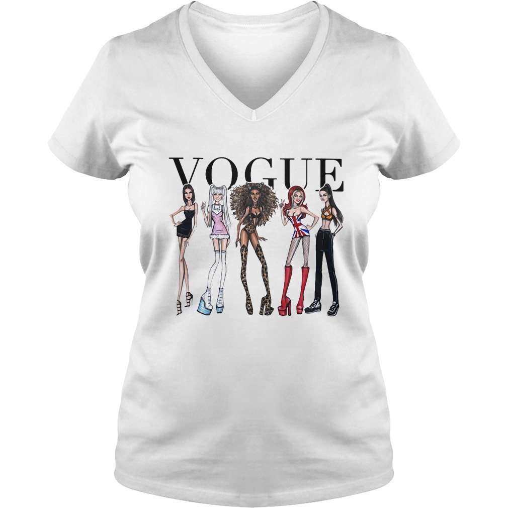 92c6be15c Official Spice Girls Vogue shirt, hoodie, sweater and v-neck t-shirt
