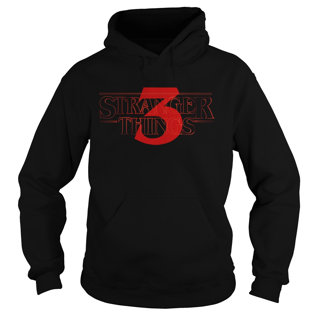 Official Stranger Things Season 3 Hoodie
