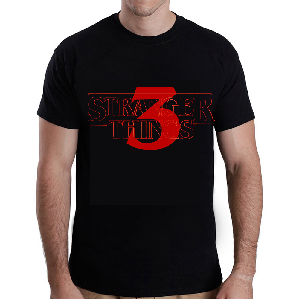 Official Stranger Things Season 3 shirt