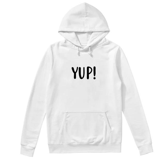 Official Yup Hoodie