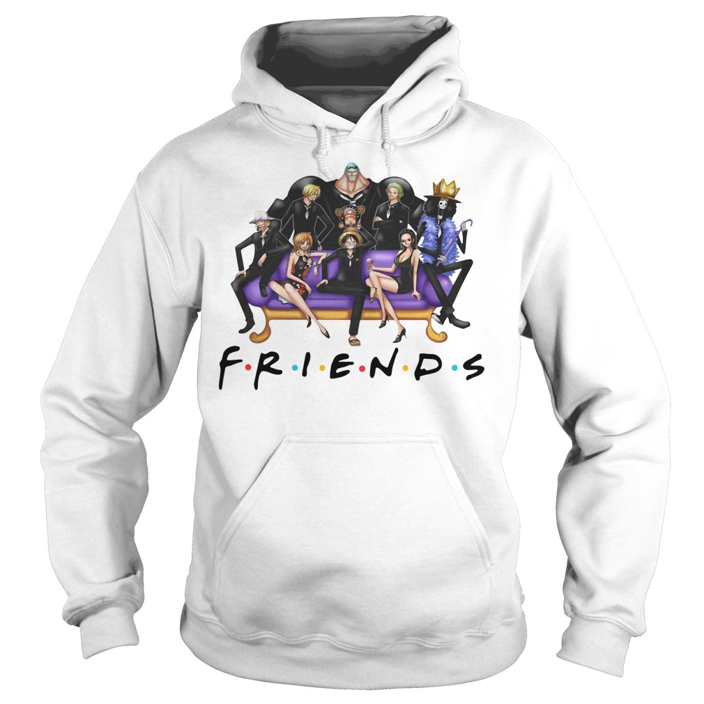 One Piece Friends Hoodie