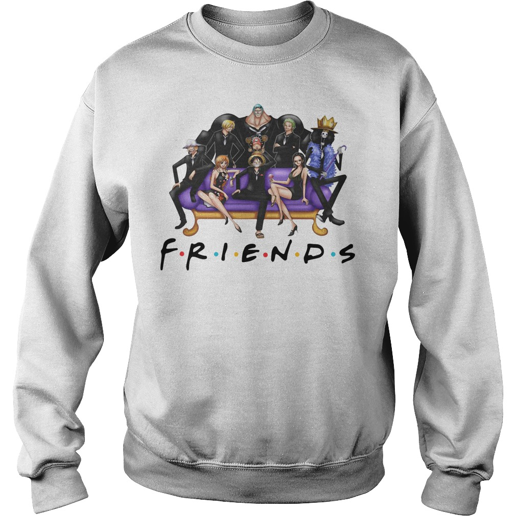 One Piece Friends Sweater