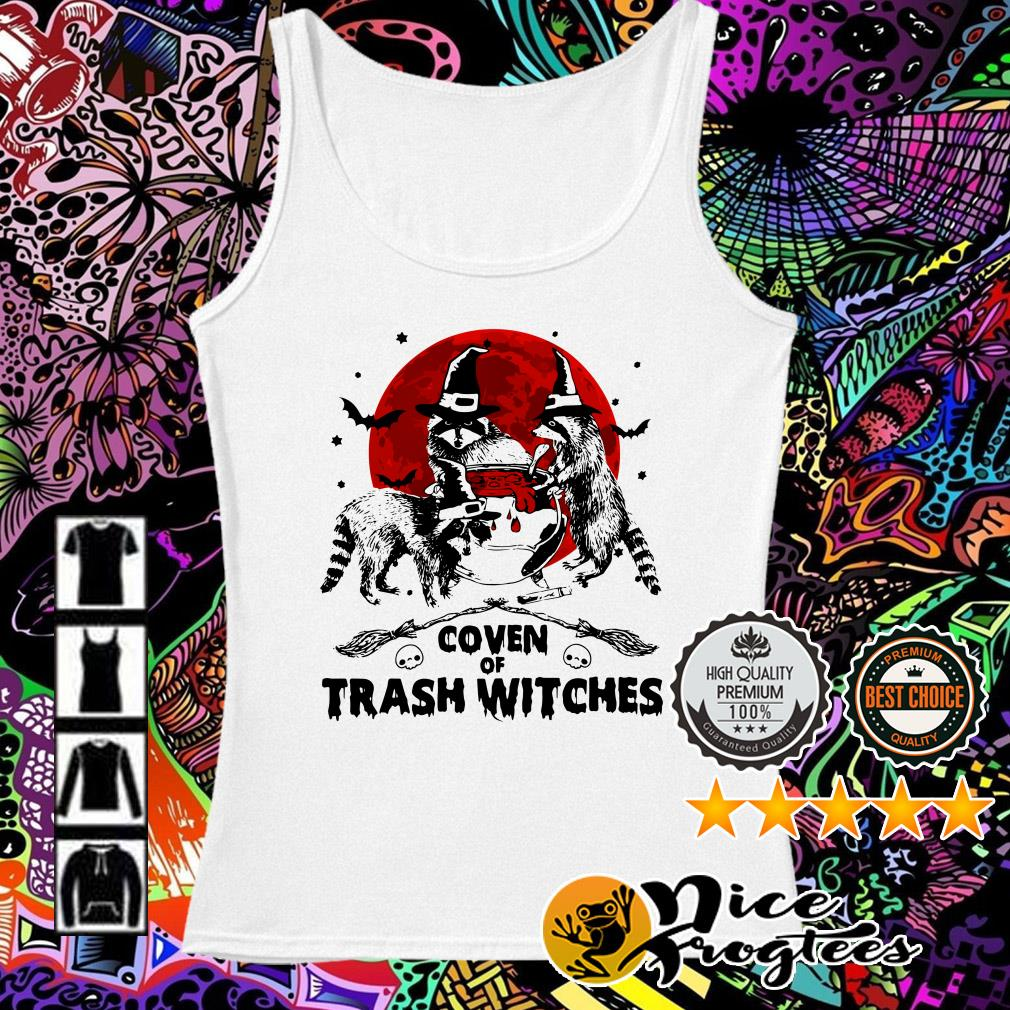 Otter coven trash witches Halloween Tank top