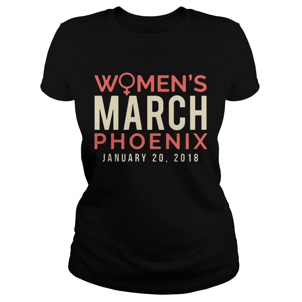 Phoenix Women 39 S March 2018 Shirt Hoodie Sweater And V
