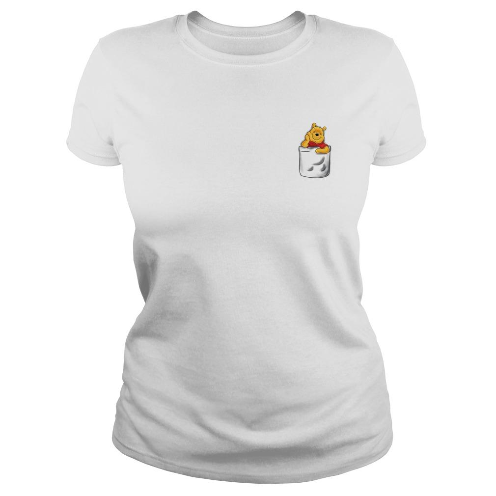 Pocket Pooh Ladies tee