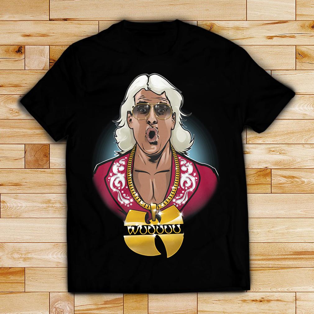 Ric Flair Wu Tang Clan shirt