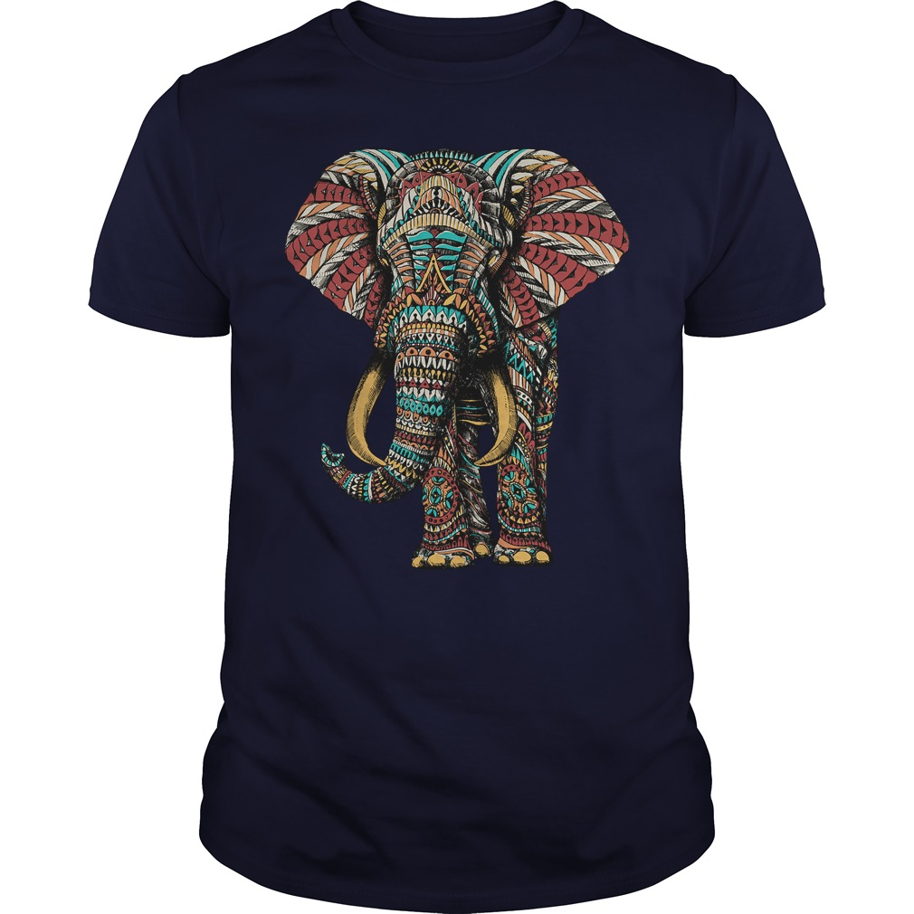 4374a81c20981 Riot Society Ornate Elephant shirt