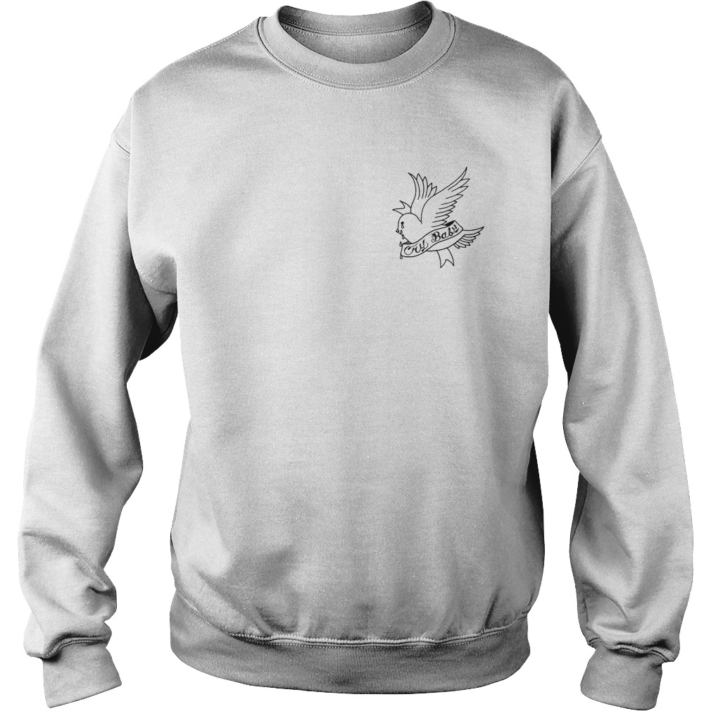 Rip Lil Peep 1996 2017 Crybaby Dove Shirt Hoodie And V