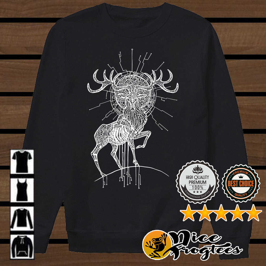 Rudolph the red nose reindeer shirt