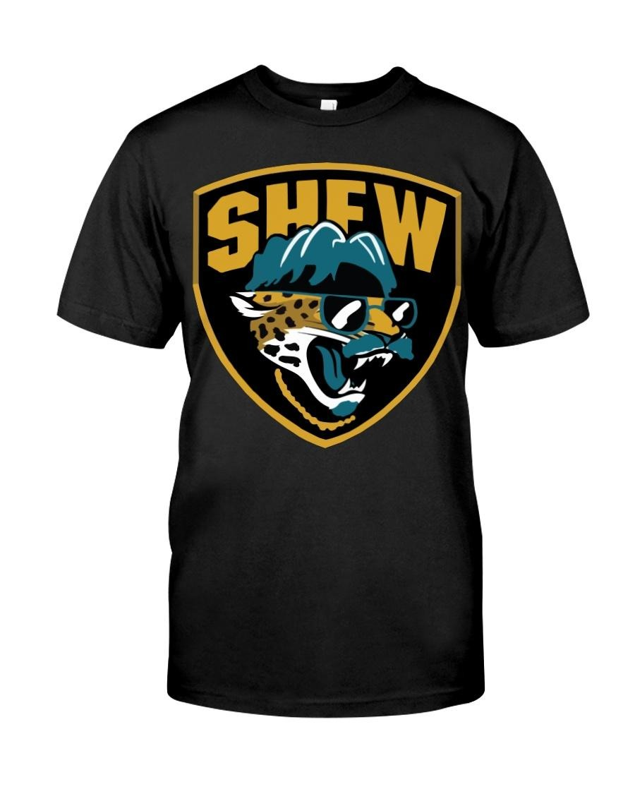 Shew Jacksonville Jaguars shirt
