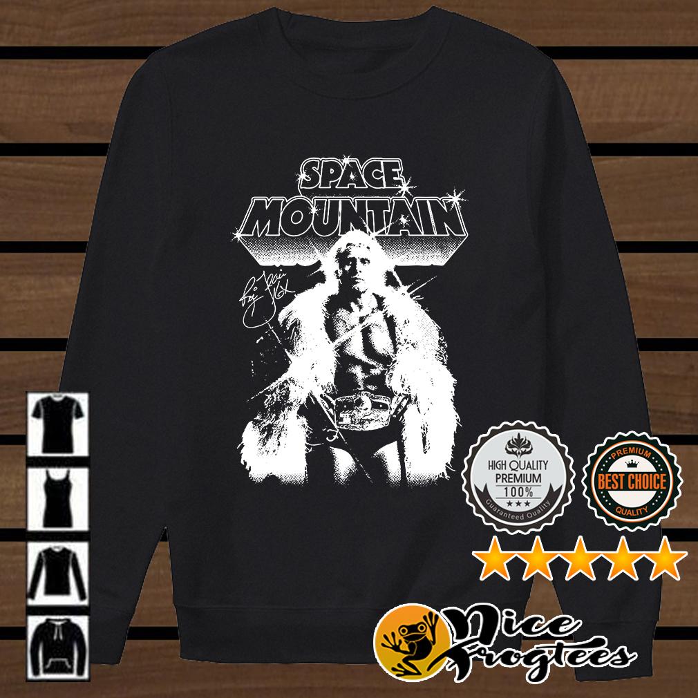 Space mountain Ric Flair signature shirt