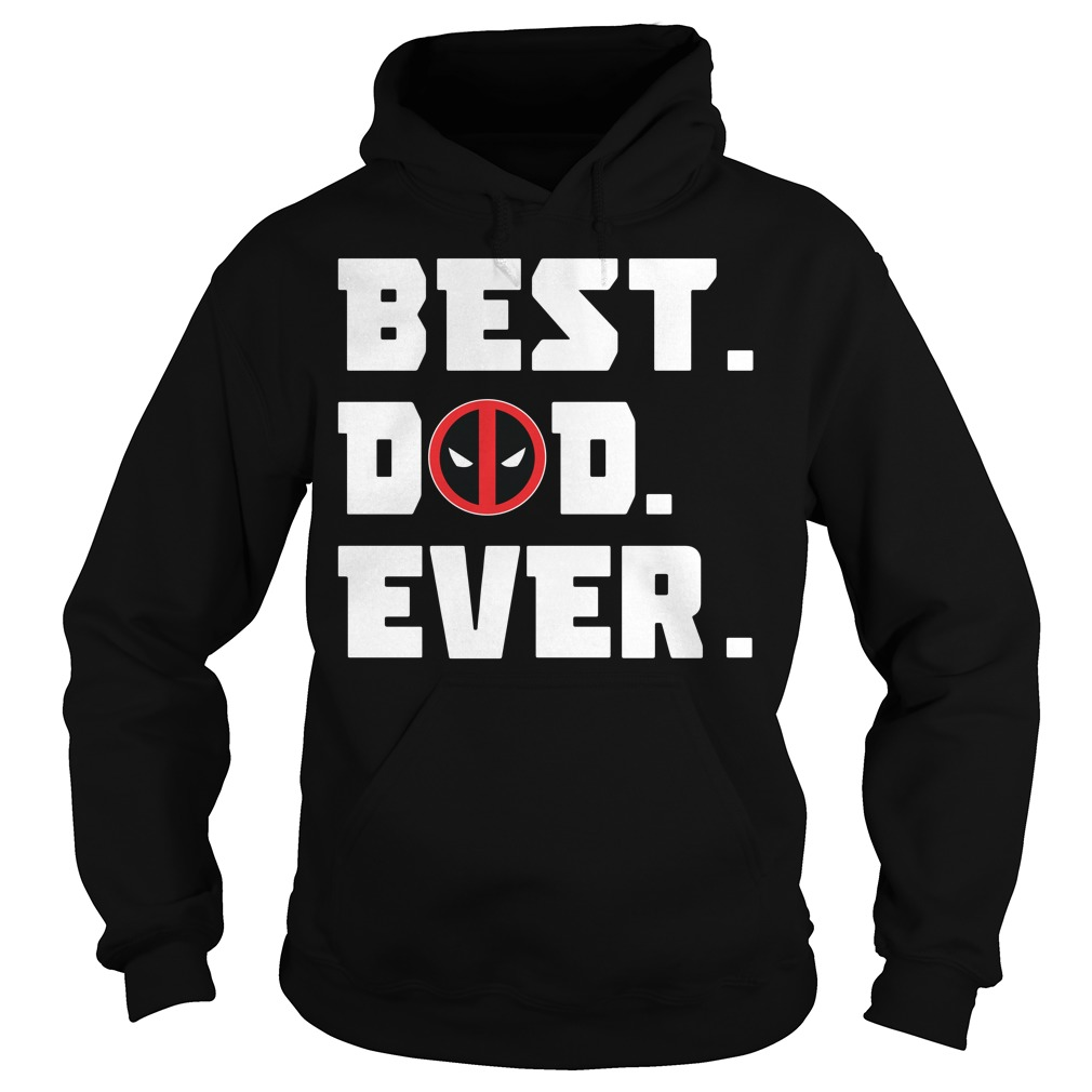 Spiderman Best dad ever Hoodie