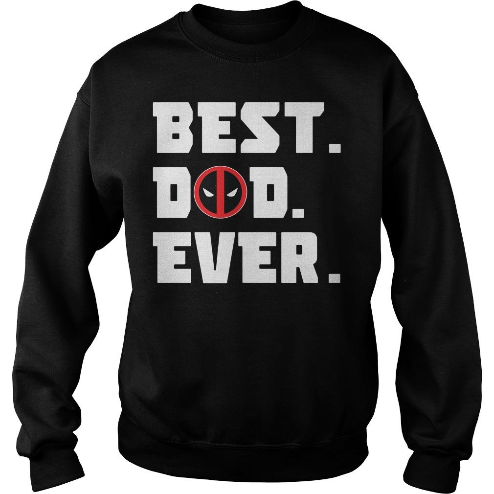 Spiderman Best dad ever Sweater