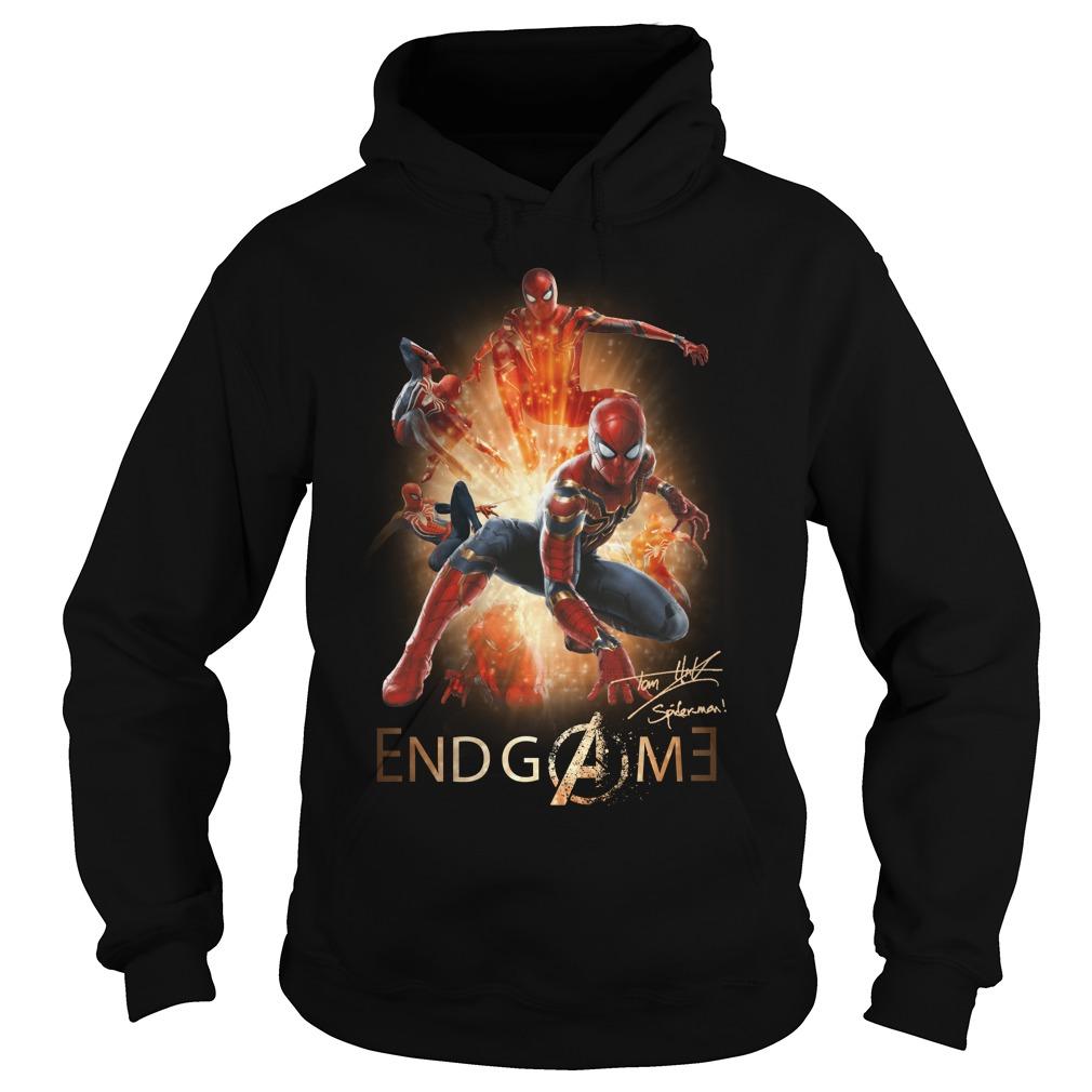 Spiderman Endgame Hoodie