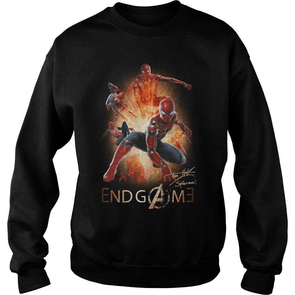 Spiderman Endgame Sweater