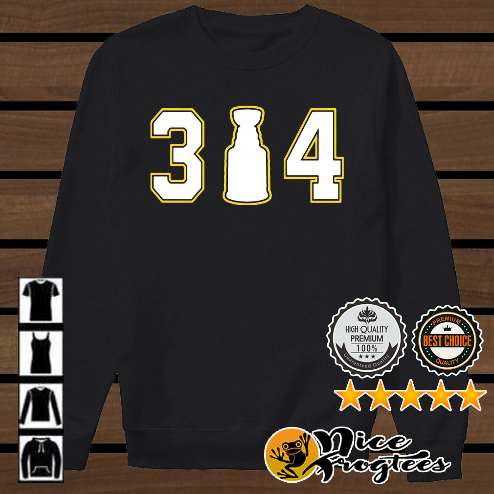 Stanley Cup 314 shirt
