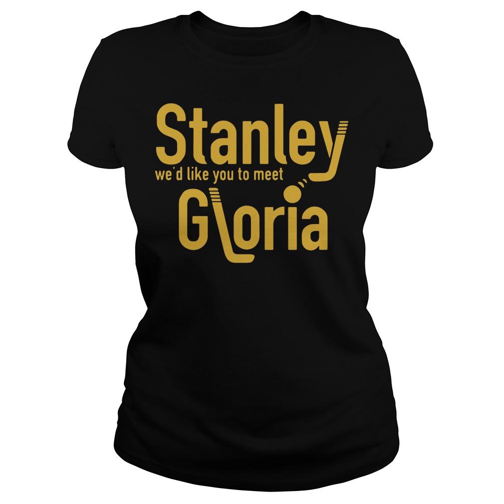 Stanley we'd like you to meet Gloria Ladies tee