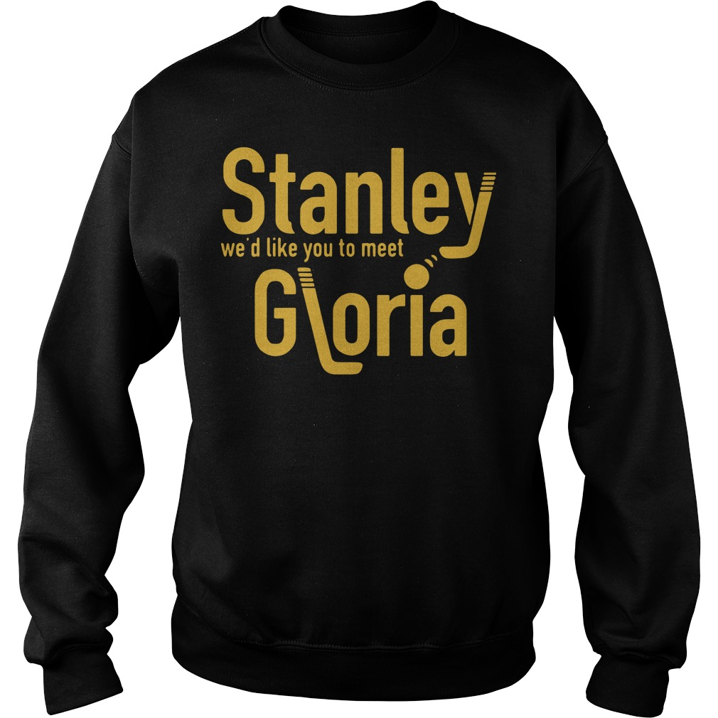 Stanley we'd like you to meet Gloria Sweater