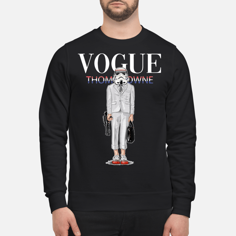 Star Wars Dope Vogue Thom Browne Sweater