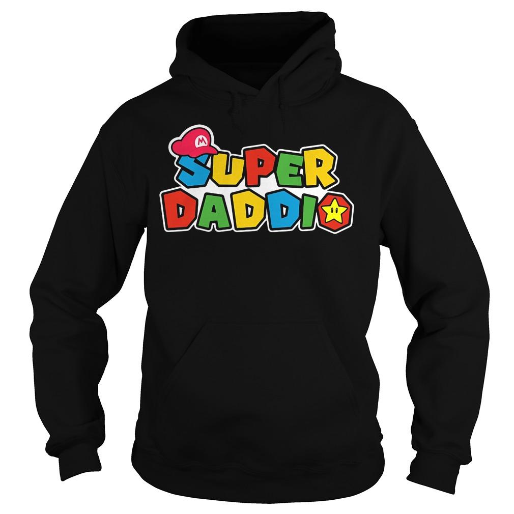Super Daddio Mario Hoodie