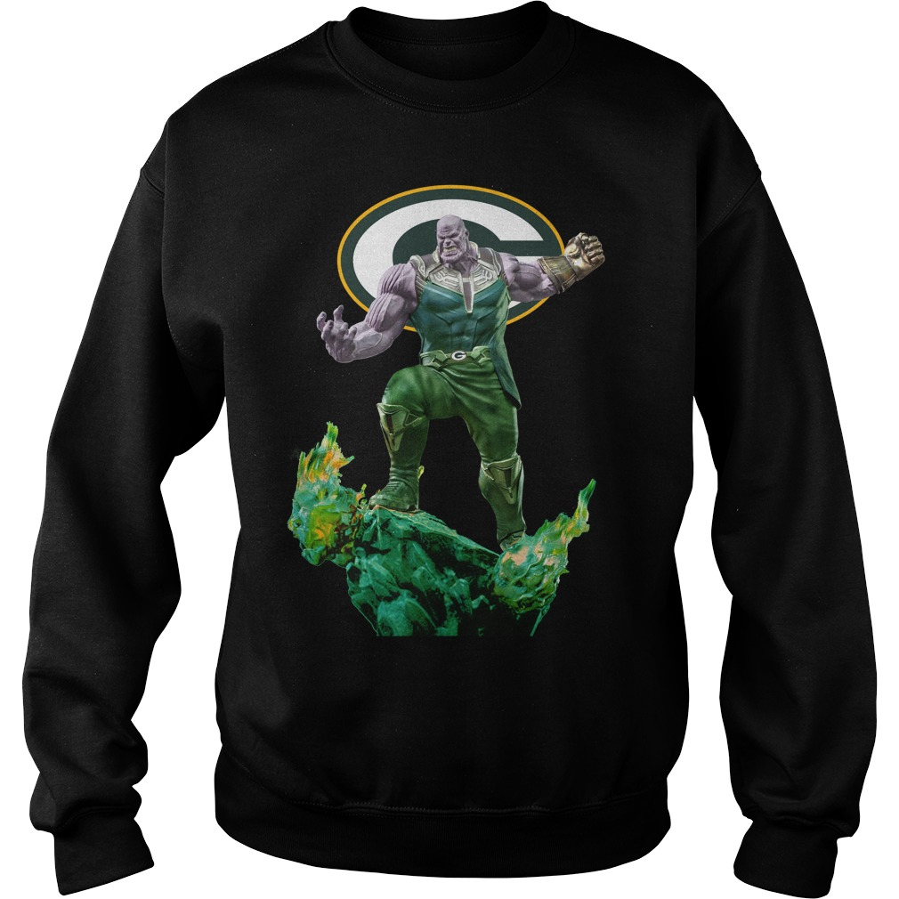 Thanos Georgia Bulldog Infinity War Sweater