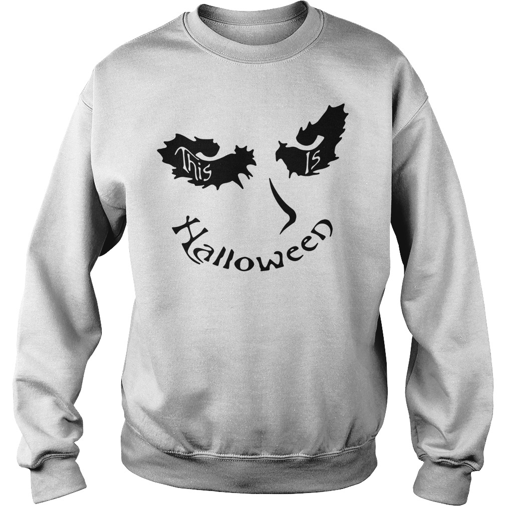 This is Halloween Sweater