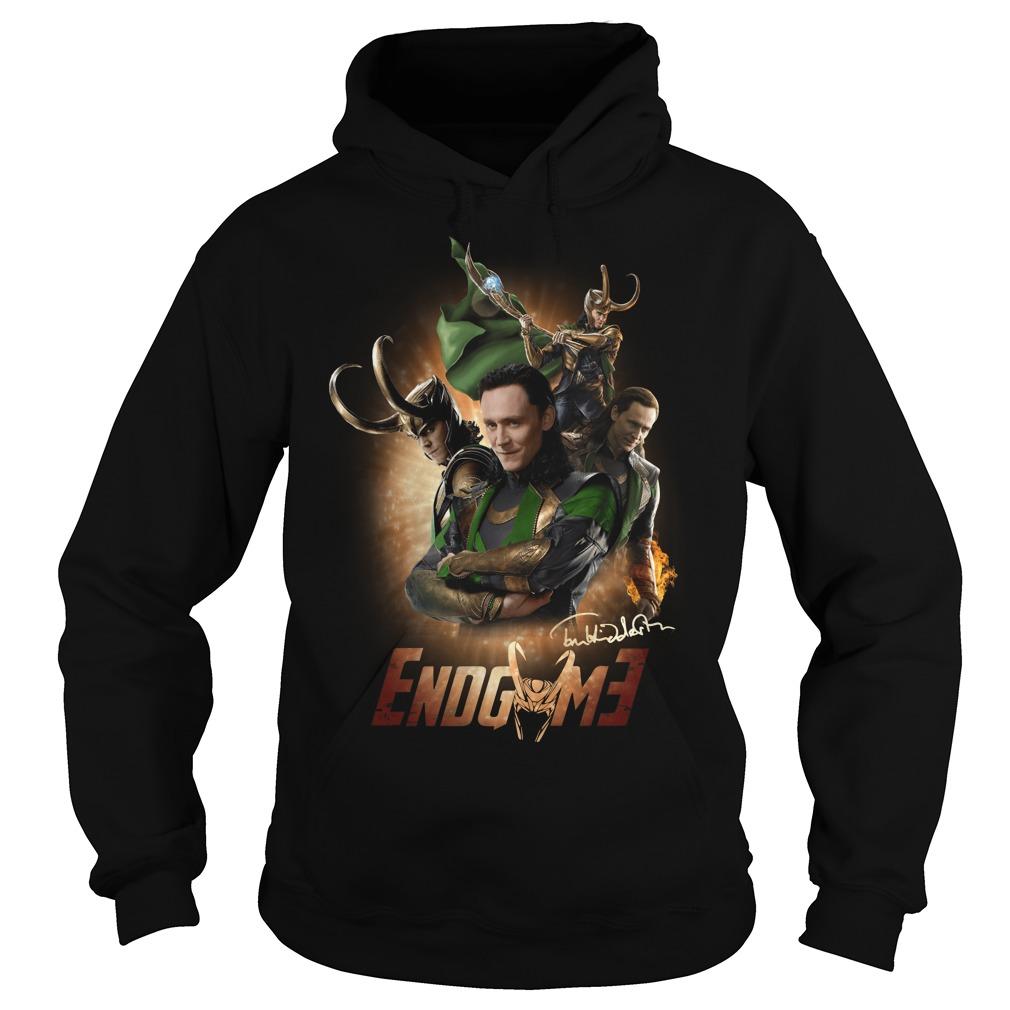 Tom Hiddleston Loki Odin Wanda Maximoff Thor Endgame Hoodie