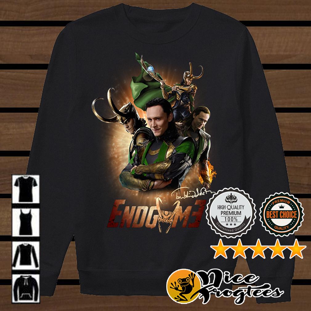 Tom Hiddleston Loki Odin Wanda Maximoff Thor Endgame shirt