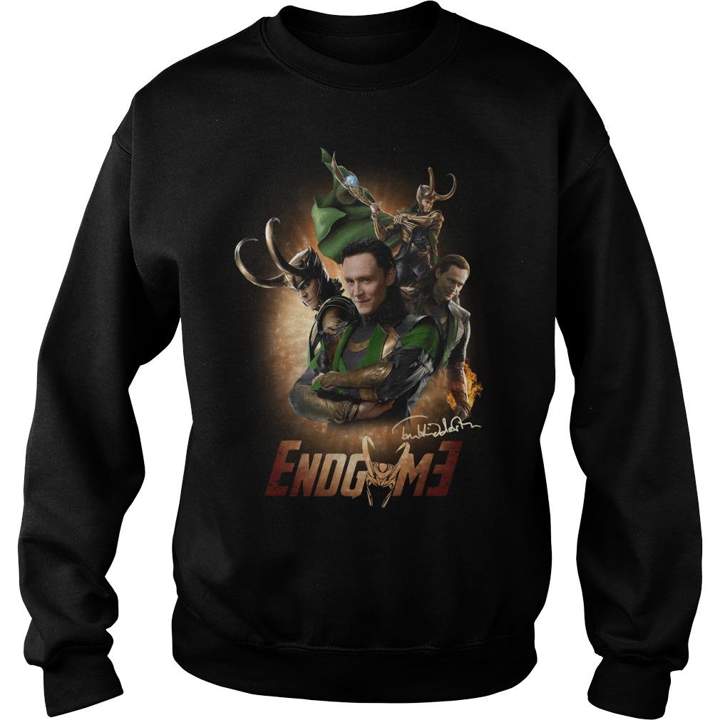 Tom Hiddleston Loki Odin Wanda Maximoff Thor Endgame Sweater