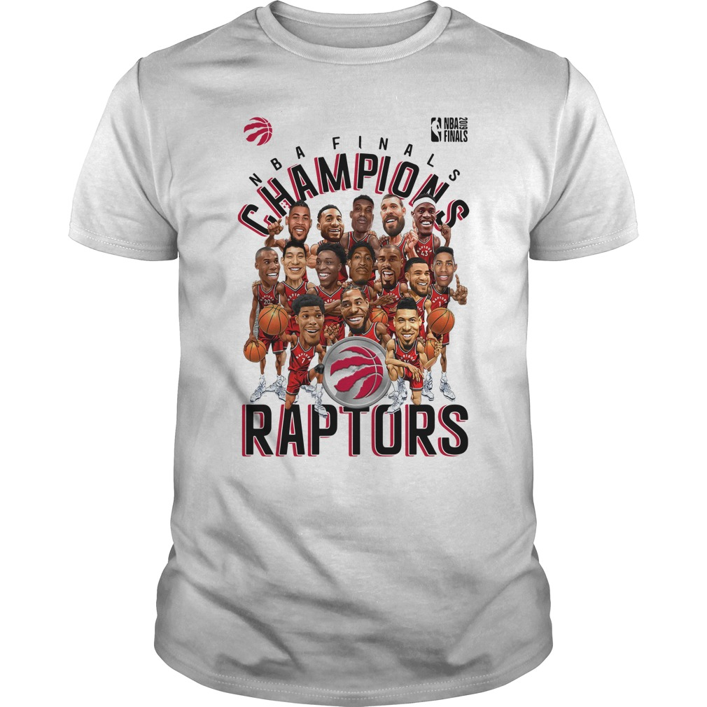 Toronto Raptors Heather Charcoal 2019 NBA Finals Champions