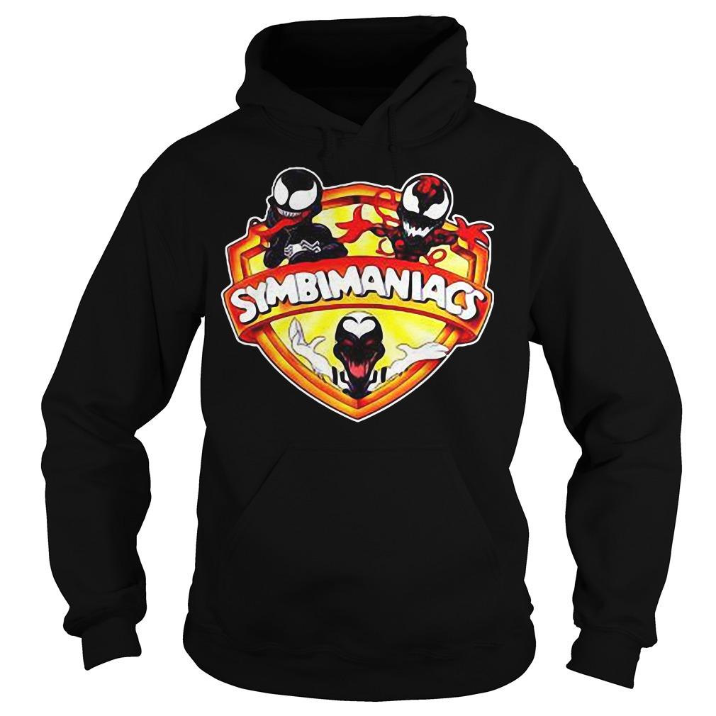 Venom Symbimaniacs Hoodie