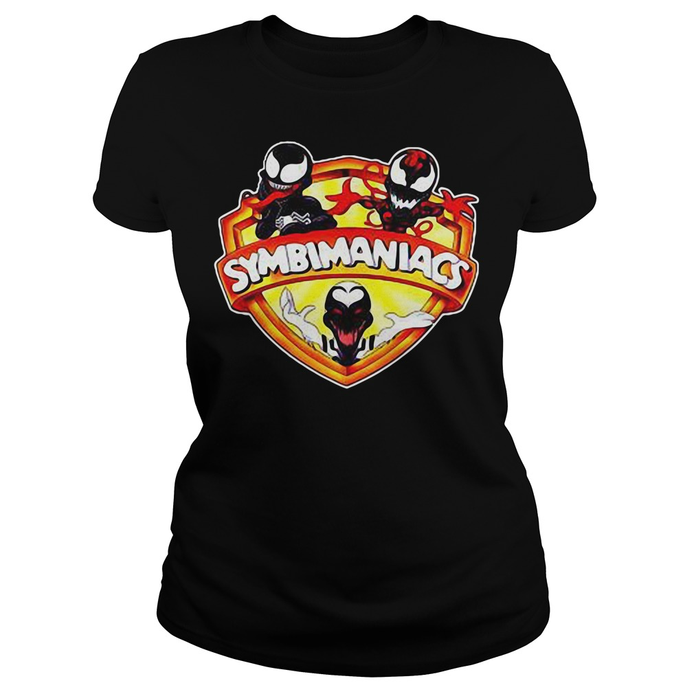 Venom Symbimaniacs Ladies Tee