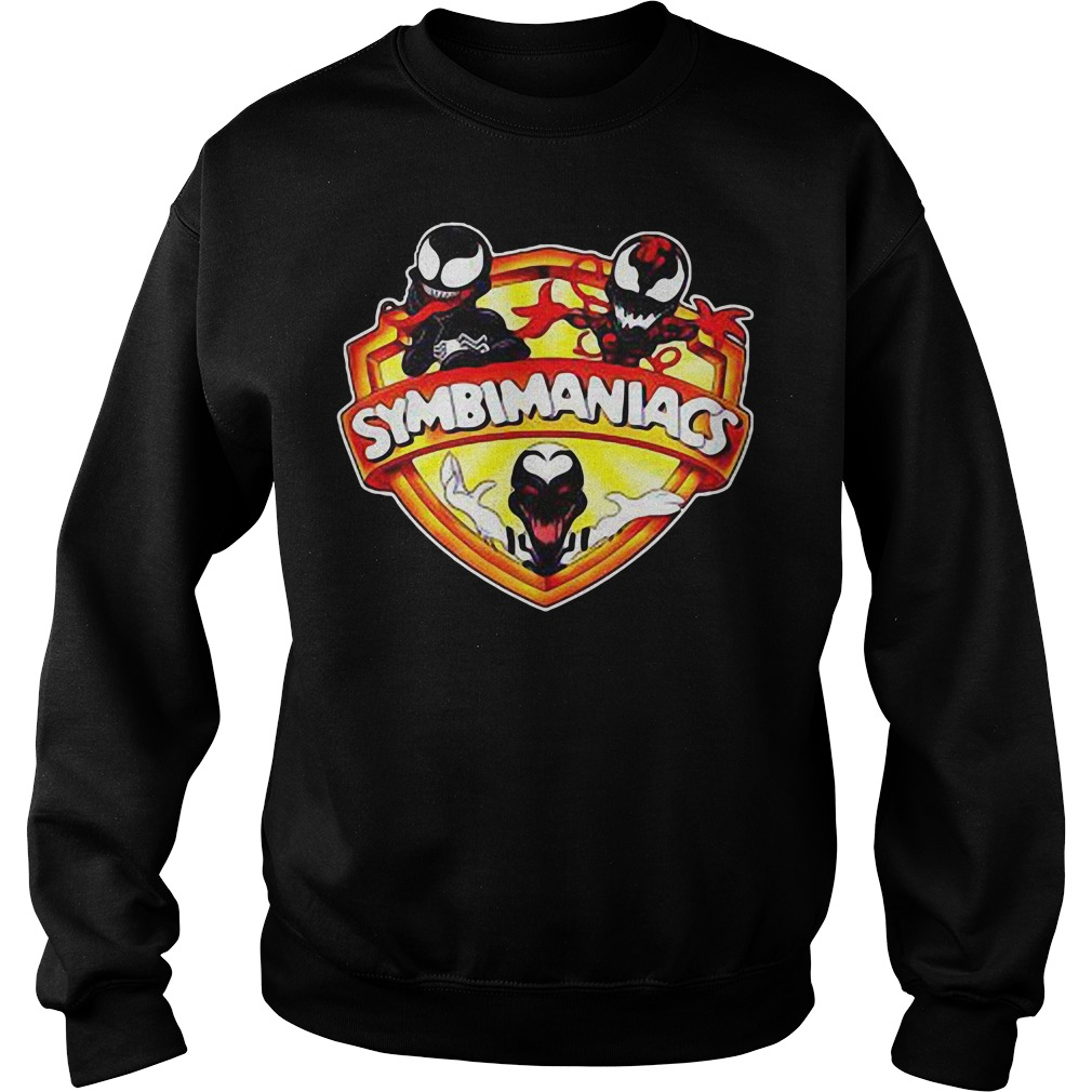 Venom Symbimaniacs Sweater