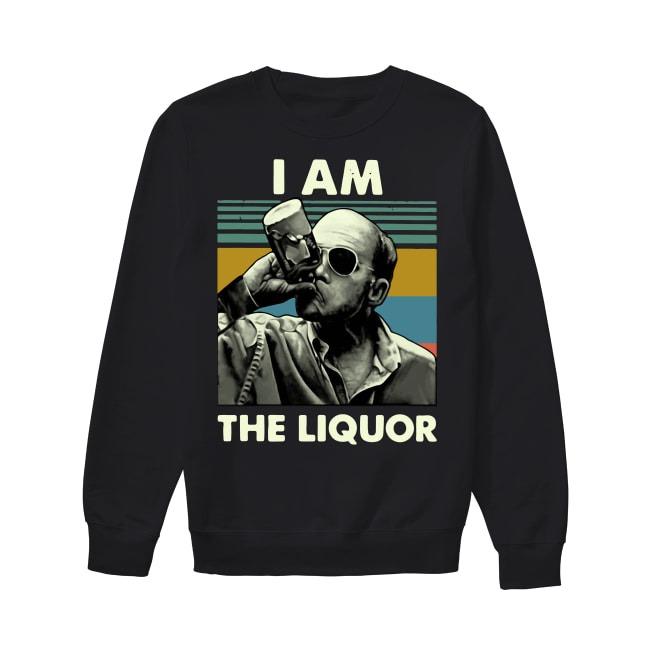Vintage Jim Lahey I am the liquor Sweater