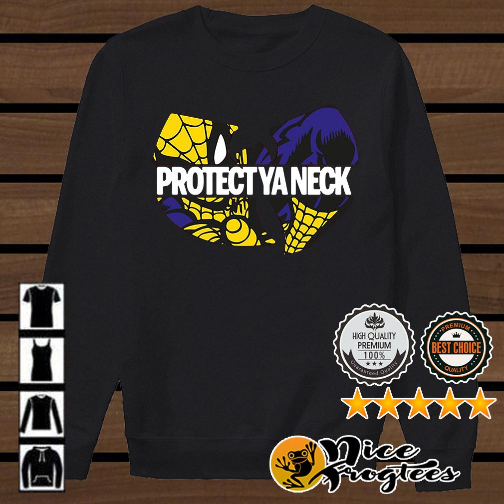 Wu-Tang Clan Spiderman protect ya neck shirt