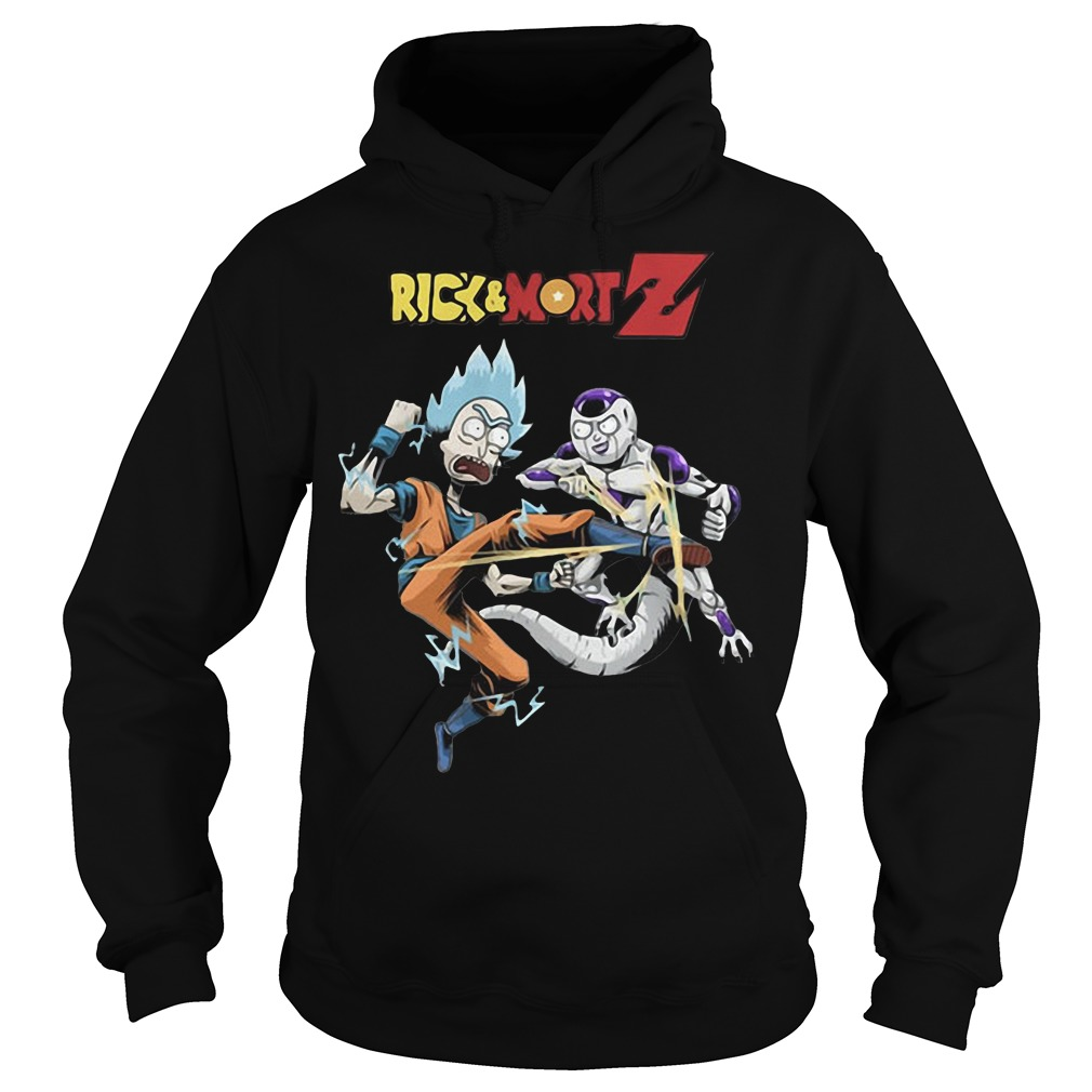 Rick and Morty Z Frieza Hoodie